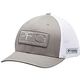 Columbia PFG Mesh™ Hooks Ball Cap – Chapeaux de pêche – Mixte