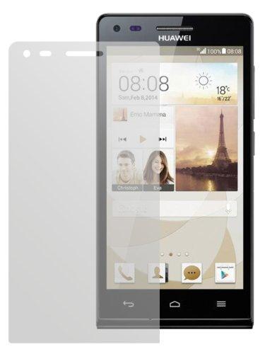 dipos I 2x Pellicola Protettiva antiriflesso Compatibile con Huawei Ascend P7 Mini Pellicola di...