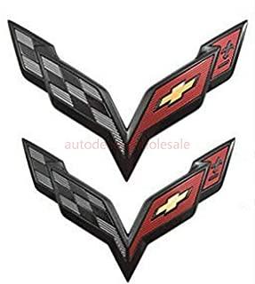 Best chevy corvette flag emblem Reviews