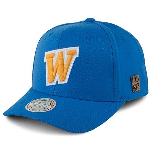 Mitchell & Ness Gorras Golden State Warriors Freshman Blue 110 Adjustable