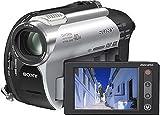 Sony DCR DVD 109 - Cámara de vídeo Digital con DVD, Color Plateado