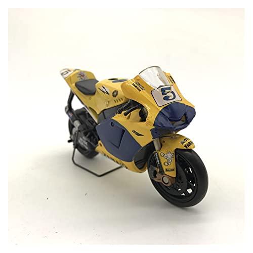 El Maquetas Coche Motocross Fantastico Metal Fundido A Presión Especial 1:18 M1 Modelo Motocicleta Decoración Colección Exhibición Regalo para Niños Coche De Juguete Regalos Juegos Mas Vendidos