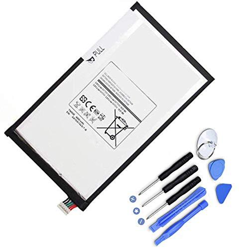 T4450E T4450C T4450U SP3379D1H Sostituzione della batteria del laptop per Samsung Galaxy Tab 3 8.0 T310 T311 SM-T310(Wi-Fi) SM-T311(3G & WiFi) SM-T315(3G, 4G LTE&Wi-Fi) Series(3.8V 4450mAh)