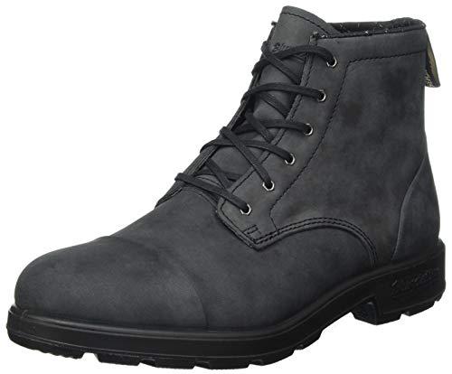 Blundstone Men's Classic Oxford Boot, Rustic Black, US 8.5