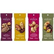Sahale Snacks Glazed Nut Mix Variety Pack, 1.5 Ounces (Pack of 12)