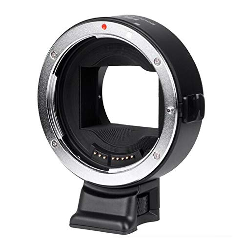Viltrox EF-NEX IV Auto Focus Lens Adapter for Canon ef ef-s Lens to Sony e Mount Full Frame Cameras