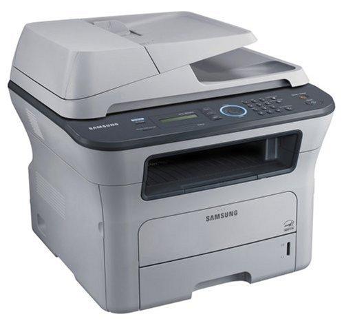 Samsung SCX-4824FN Stampante multifunzione laser bianco e nero (fax, stampante, fotocopiatrice)