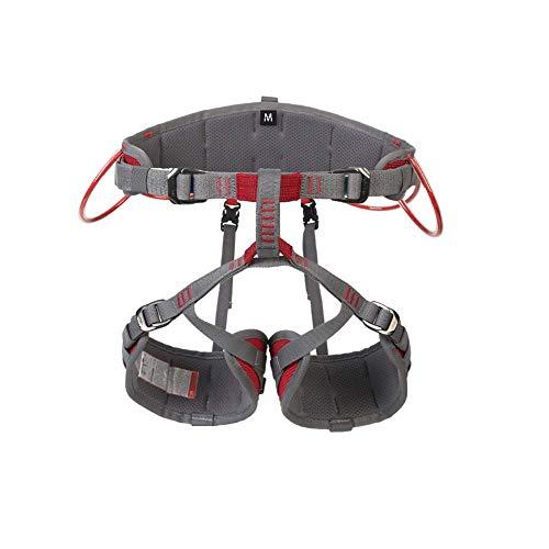 zvcv Climbing Harness Tree Climbing Gear Thicken Rock Climbing Harness For Men Women Rappelling Gear Safety Harness