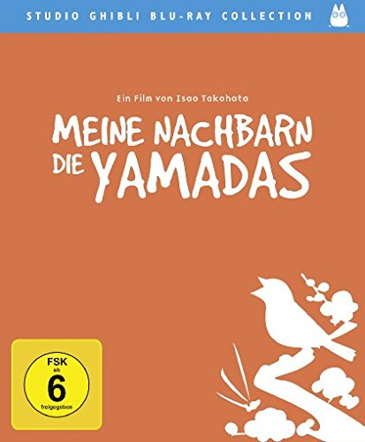 Meine Nachbarn die Yamadas - Studio Ghibli Blu-Ray Collection