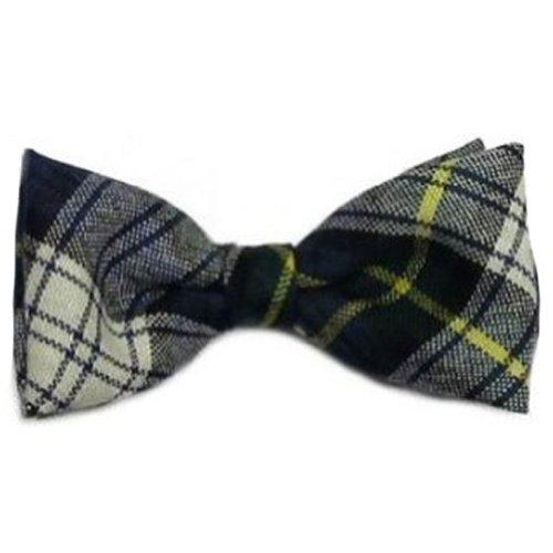 Ingles Buchan - Noeud papillon en laine - pour homme - tartan écossais - Dress Gordon - Taille unique