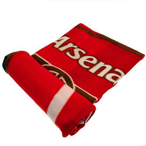 F.C.Arsenal Weich Fleece Tagesdecke Pl