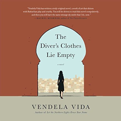 Diver's Clothes Lie Empty audiobook cover art