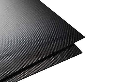 SC COMPONENTS Premium Antirutschmatte Einlegematte schwarz DIN A4 Muster