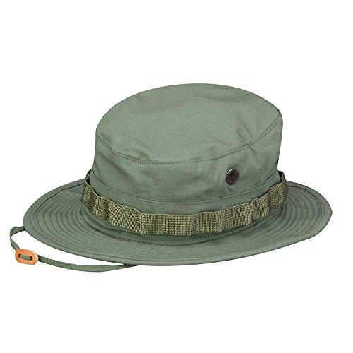 Propper Chapeau de Brousse 100 % Coton - Vert Olive, Taille 58