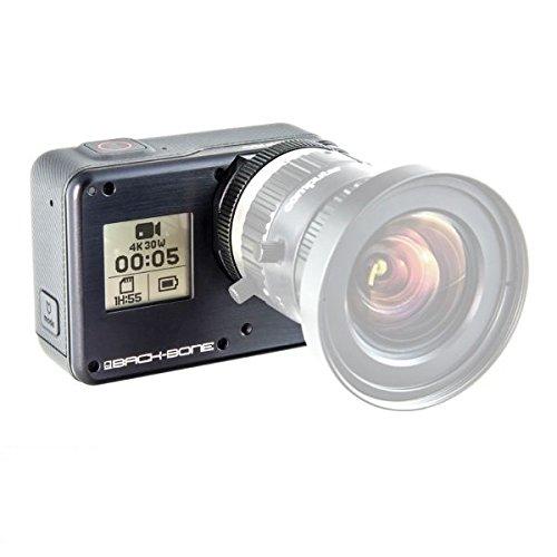 Back-Bone Ribcage Modified Hero5 Black (C-Mount) Sports & Action Video Camera (H5PRO)