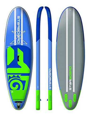 Starboard Whopper Zen Inflatable SUP Paddleboard Sz 10ft x 35in x 5.5in