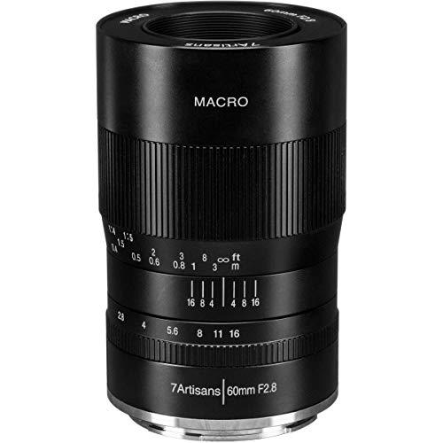 7artisans Photoelectric 60mm f/2.8 Macro Lens for Nikon Z Mount