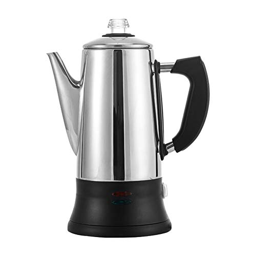 AWANG Stainless Steel Stovetop Espresso Maker, Electric Moka Pot, 12 Cup...