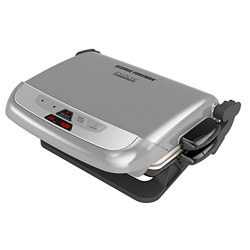 George Foreman GRP4842P Multi-Plate Evolve Grill With Ceramic Grilling...