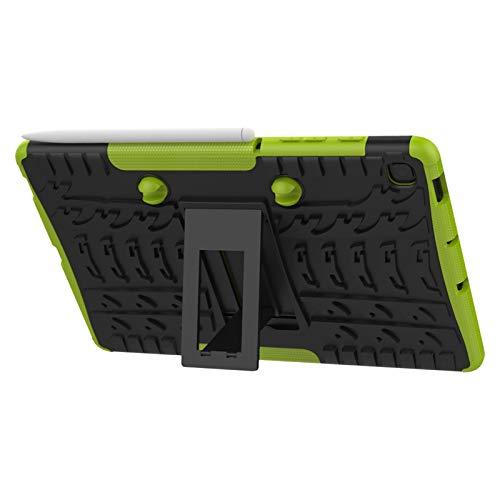 KATUMO Hülle für Samsung Galaxy Tab S6 Lite 10.4 Zoll Schutzhülle mit Standfunktion Hybrid Cover Tablet S6 Lite 2020 Stoßfest Robust Case SM-P610/P615
