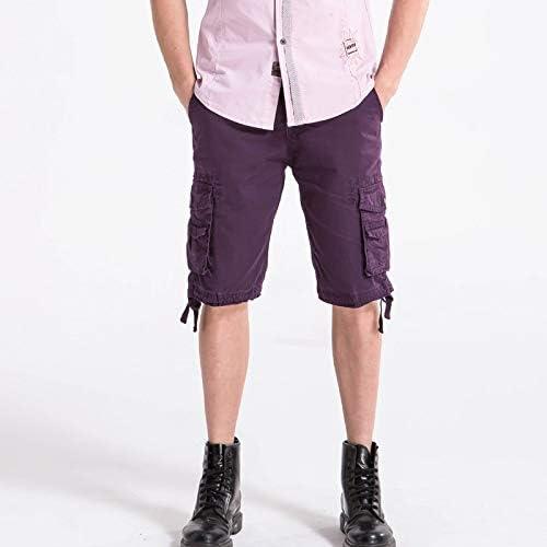 JiuRui Leisure Shorts Max 79% OFF Summer Men's Cotton Ca Be super welcome Loose Casual