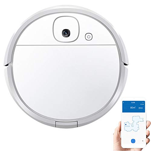 Read About Pro Robot Vacuum Mop,with Water Tank, Visual navigation, voice control, APP remote contro...