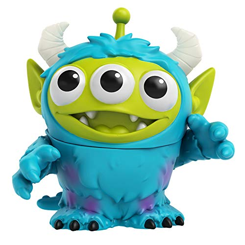 Disney- Pixel Aliens Figuras de juguete Sully (Mattel GMJ33) , color/modelo surtido