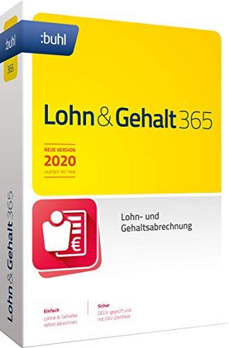 Lohn & Gehalt 365 (aktuelle Version 2020)