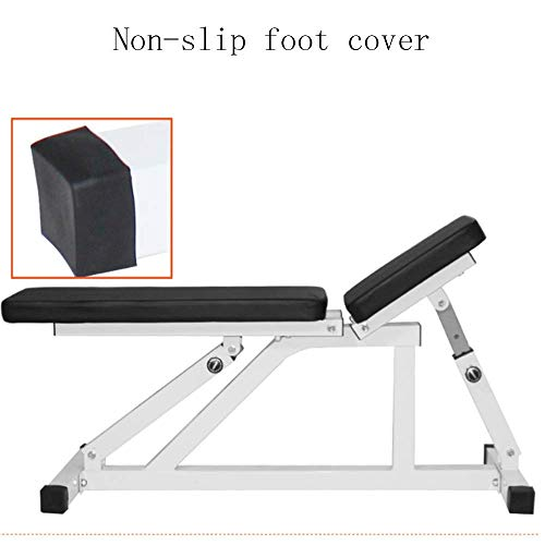 OESFL Weight Bench Adjustable Weight Bench-Utility Gym Bench for Full Body Workout, Multi-Purpose Foldable Incline Dumbbell Benchs Weight Bench Adjustable