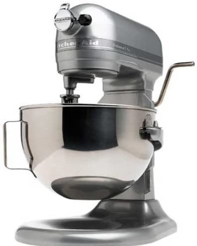 Amazon Com Kitchenaid Professional 5 Plus Series Stand Mixers Contour Silver Electric Stand Mixers Kitchen Dining