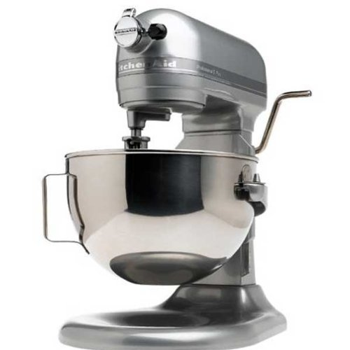 stand mixer silver - 7