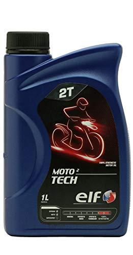 Elf Moto 2 Tech 2T vollsynthetisches Motoröl 1l