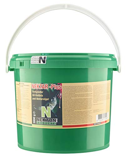 Nekton Nektar-Plus Nectar Concentrate for Lories and Hummers, 3000gm / 6.6Lb