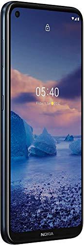 Nokia 5.4 Smartphone mit 6,39-Zoll-HD+-Display, 4 GB RAM, 128 GB Speicher, 48-MP-Vierfach-Kamera, Qualcomm Snapdragon 662, 2 Tagen Akkulaufzeit und Android-Upgrades, Dual-SIM - Polar Night - 3