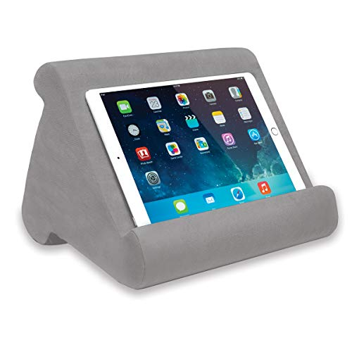 JML Pill-O-Pad, the multi-angle lap-mounted soft tablet, book and e-reader stand