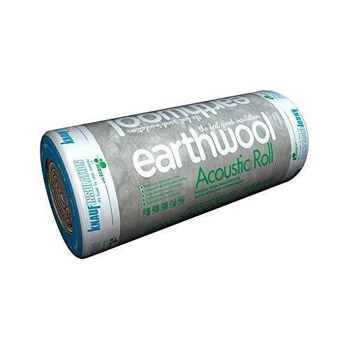 Knauf Earthwool Acoustic Insulation Roll | 100 mm (11m2 per roll)