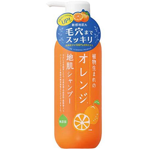 Plants Born Orange Scalp Shampoo - 250ml
