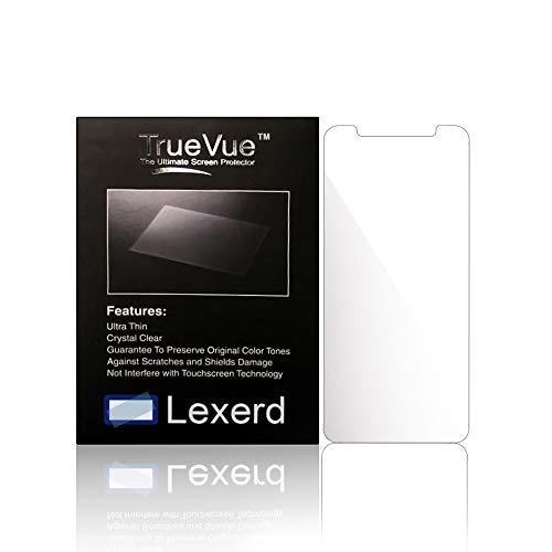 Lexerd - kompatibel with Blaupunkt New York 800 TrueVue Blendfreie In-Dash Schutzfolie