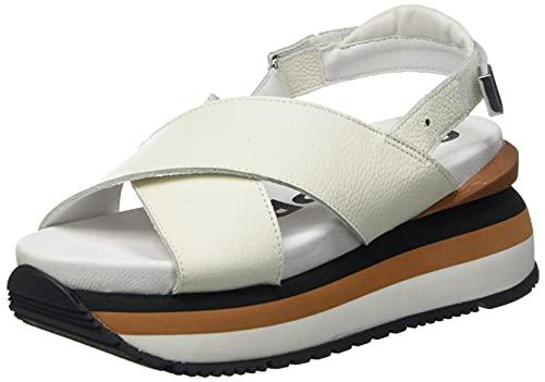 Gioseppo Metairie, Zapatillas Mujer, Blanco, 38 EU