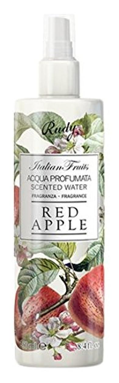 属するクスクス抑止するRUDY Italian Fruits Series ルディ イタリアンフルーツ Body Mist ボディミスト Red Apple
