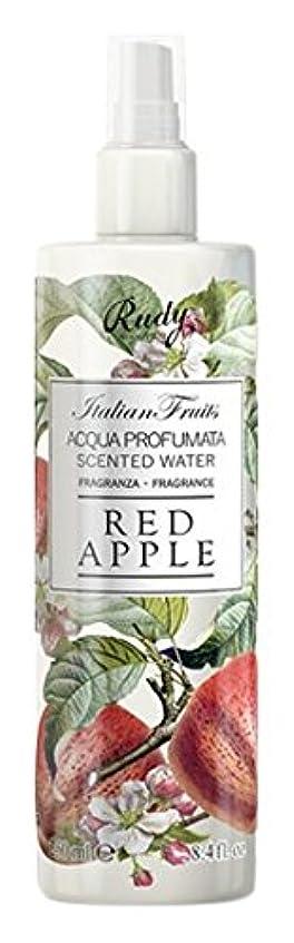 変換一般薄いですRUDY Italian Fruits Series ルディ イタリアンフルーツ Body Mist ボディミスト Red Apple