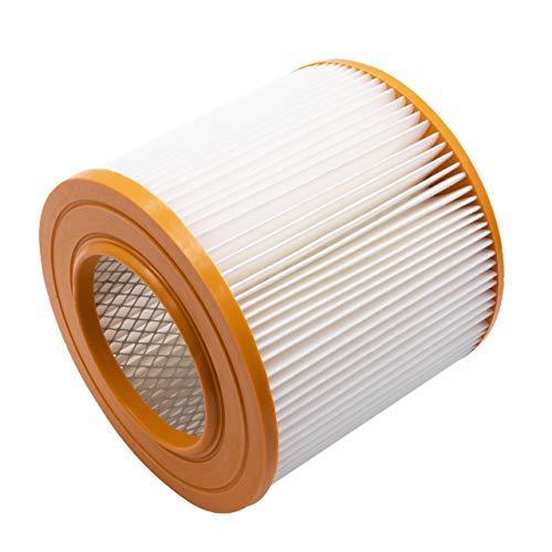 vhbw Staubsaugerfilter passend für Allaway A30, A40, A50, A60, AW1700, AW2000, C30, C40, CV1350, CV1750, CV1950, L25, M1000 Staubsauger Lamellenfilter