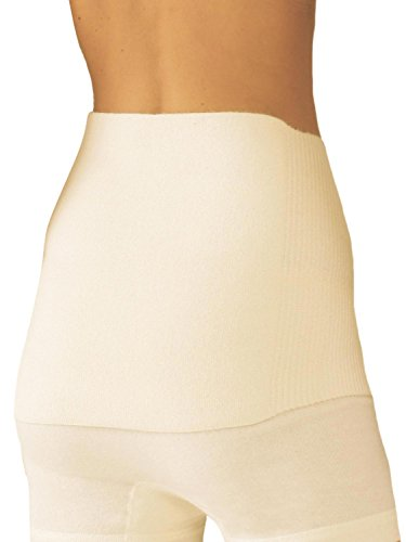 Susa Dames functioneel ondergoed Unisex Angora taillewarmer s8110161
