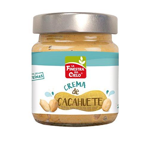 Crema de cacahuete suave - La Finestra Sul Cielo - 200g