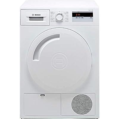 Bosch WTH84000GB Serie 4 8kg Heat Pump Tumble Dryer - White