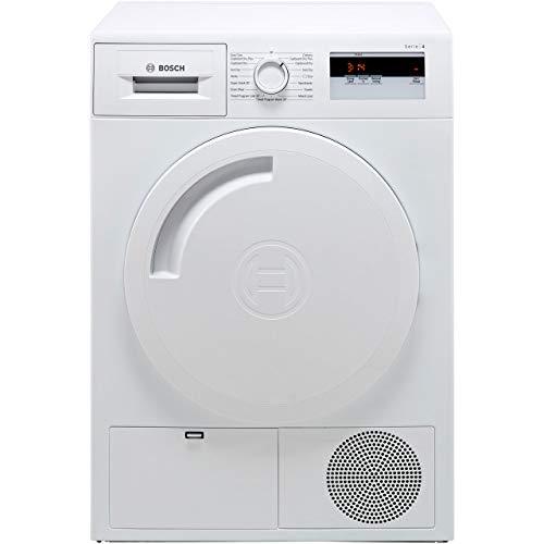 Serie 4 WTH84000GB 8kg Heat Pump Condenser Dryer