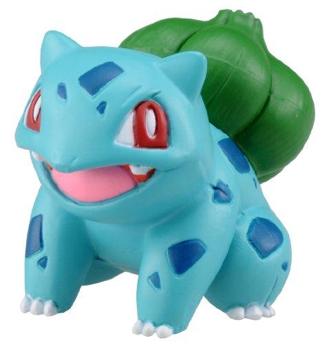 TAKARA TOMY Takaratomy Officiel Pokémon X et Y Mc-002 ~ 5,1 cm Bulbizarre/Fushigidane Action Figure