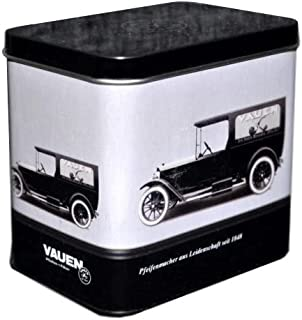 200 pcs Vauen Dr. Perl Activated Charcoal 9mm Pipe Filters in Collectible Box / Cars