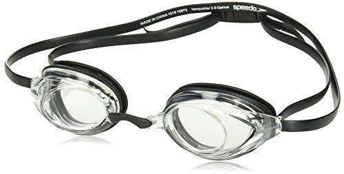 Speedo Vanquisher 2.0 Optical, 3, Clear