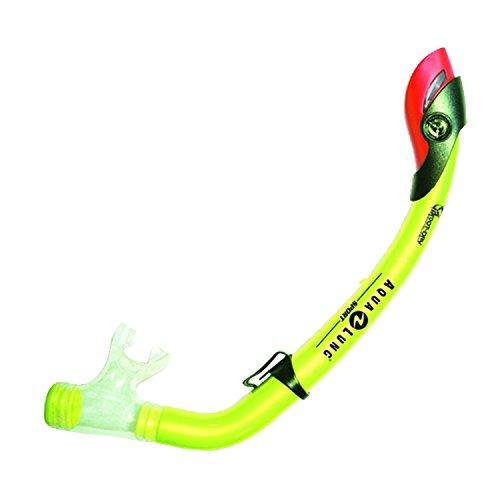 Aqua Lung Schnorchel Paradise Pro Junior (Farbe: gelb)